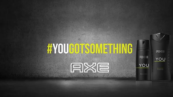 AXE - #YouGotSomething